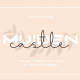 Muiden Castle – The Blogger Font Duo - GraphicRiver Item for Sale