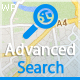 Progress Map, Advanced Search