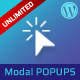 Unlimited Modal POPUPS on MouseClick - CodeCanyon Item for Sale