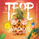 Tropical Summer Poster - GraphicRiver Item for Sale
