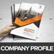 Company Profile Brochure Template v2 - GraphicRiver Item for Sale