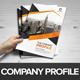 Company Profile Brochure Template v3 - GraphicRiver Item for Sale