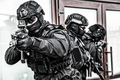 Police special operations forces fighters on raid - PhotoDune Item for Sale