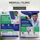 Medical Flyer Bundle 2 in 1 - GraphicRiver Item for Sale