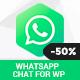 Ultimate WhatsApp Chat - WordPress WhatsApp Chat Support Plugin - CodeCanyon Item for Sale