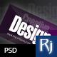 Creative Design Business Card - GraphicRiver Item for Sale