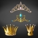 Crown or Tiara - GraphicRiver Item for Sale