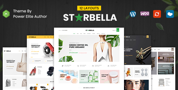 StarBella - Multipurpose WooCommerce Theme