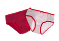 Two panties with polka dots, red and white - PhotoDune Item for Sale