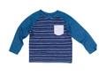 Blue childrens jackets, isolate on a white - PhotoDune Item for Sale