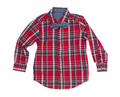 Red checkered shirt, isolate - PhotoDune Item for Sale