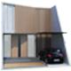 2 Floors Minimalist House - 3DOcean Item for Sale