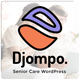 Djompo | Senior Care WordPress Theme - ThemeForest Item for Sale