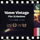 16mm Vintage Film Slideshow - VideoHive Item for Sale