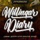 Willingar Diary - GraphicRiver Item for Sale