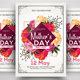 Mothers day Flyer Template - GraphicRiver Item for Sale