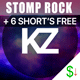 Stylish Stomp Rock Pack