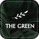 The Green - Houseplants & Gardening WordPress Theme - ThemeForest Item for Sale
