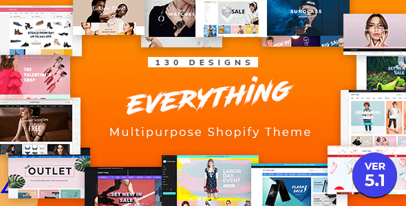 2019's Best Selling eCommerce Website Templates