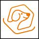 Cube Dog Line Logo - GraphicRiver Item for Sale