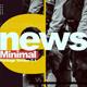 Minimal News Pack V1 - VideoHive Item for Sale