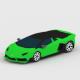 Low Poly Lamborghini Car - 3DOcean Item for Sale