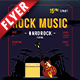 Rock Music Business Flyer - GraphicRiver Item for Sale