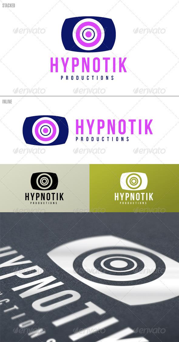 Hypnotik Productions – Logo Template