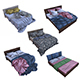 Pbr Beds - 5 Pieces - 3DOcean Item for Sale