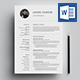 Resume Set - GraphicRiver Item for Sale