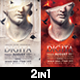 Digita | 2in1 Abstract Flyer Template - GraphicRiver Item for Sale