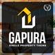 Single Property WordPress Theme - Gapura - ThemeForest Item for Sale