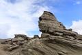 Sphinx rock in Bucegi Mountains Carpathians Romania - PhotoDune Item for Sale