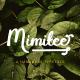 Mimitee Font - GraphicRiver Item for Sale