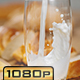 Breakfast with Milk - VideoHive Item for Sale