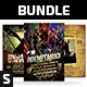 Music Flyer Bundle Vol. 26 - GraphicRiver Item for Sale