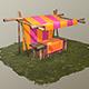 Medieval Market - 3DOcean Item for Sale