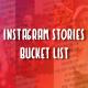 Instagram Stories Bucket List - VideoHive Item for Sale