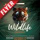 Wildlife Preserve Business Flyer - GraphicRiver Item for Sale