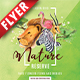 Nature Reserve Business Flyer - GraphicRiver Item for Sale