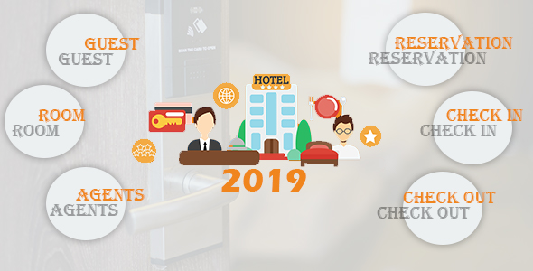 Hotel Management System with source Code