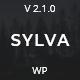 Sylva - Responsive Minimal Blog Theme - ThemeForest Item for Sale