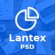 Lantex - Corporate & Business PSD Template - ThemeForest Item for Sale