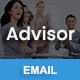 Advisor - Responsive Email Template - ThemeForest Item for Sale