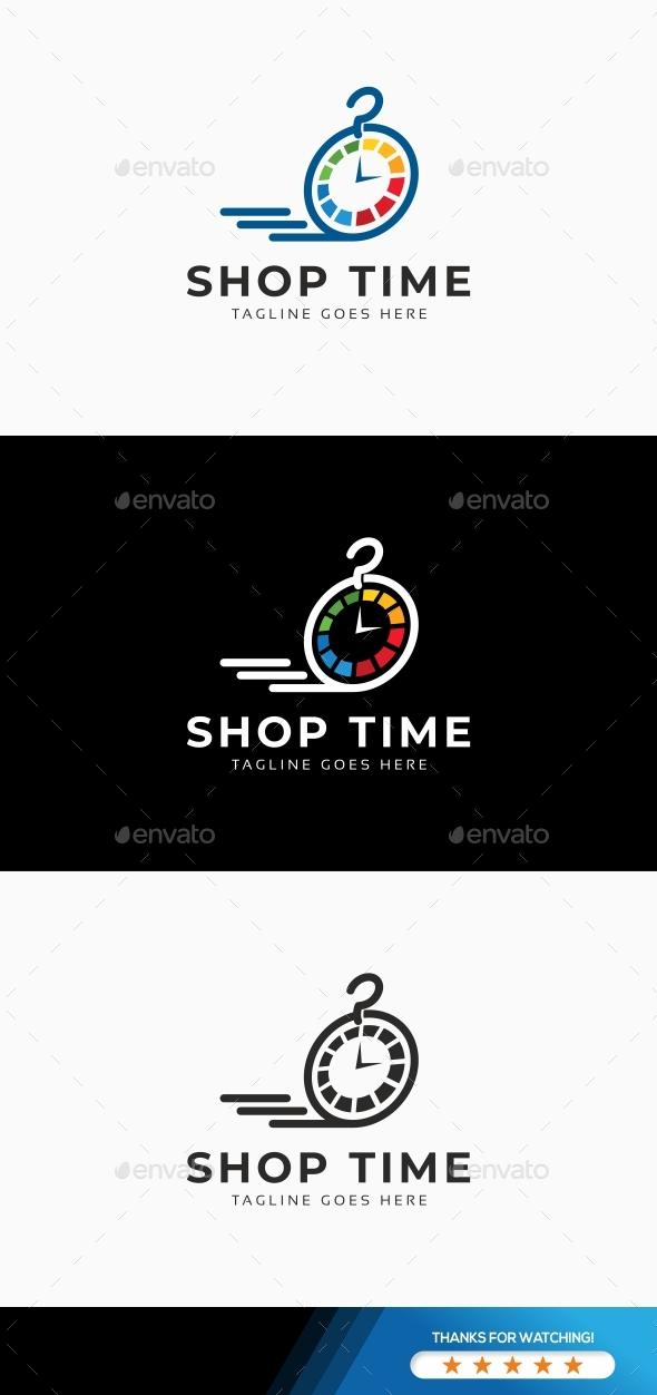 Shop Time Logo