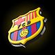 3d Barcelona Logo - 3DOcean Item for Sale