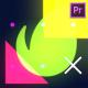 Glitch Reveal | Premiere Pro - VideoHive Item for Sale