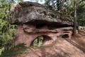 Devilish rocks - bizarre rock formation - PhotoDune Item for Sale