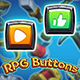 RPG Buttons Set - GraphicRiver Item for Sale