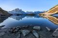 Lac Blanc, Graian Alps, France - PhotoDune Item for Sale